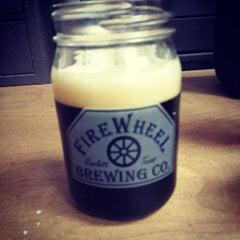 Photo taken at Firewheel Brewing Co. by Adam R. on 7/6/2013