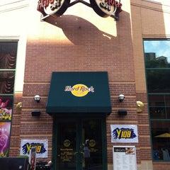 Photo taken at Hard Rock Cafe Pittsburgh by @BaltimoreTom on 7/5/2012