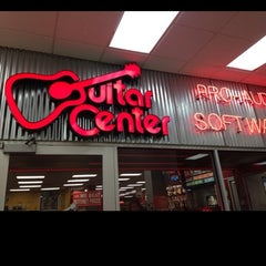 Photo taken at Guitar Center by RealMusic 3. on 7/2/2013