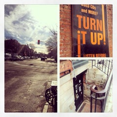 Photo taken at Turn It Up! by Jen J. on 2/28/2014