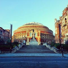 Photo taken at Royal Albert Hall by Gurjeet S. on 1/11/2013
