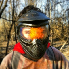 Photo taken at Gateway Paintball Park by Greg S. on 12/23/2012