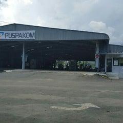 Photo taken at PUSPAKOM by Afnan A. on 7/23/2015