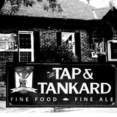 Photo taken at Tap and Tankard by TM S. on 4/26/2014