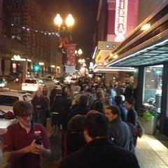 Photo taken at Regal Cinemas Riviera 8 by Bill C. on 12/25/2012