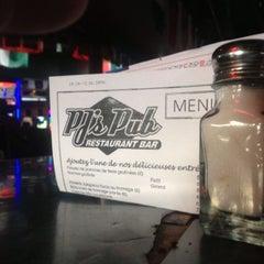 Photo taken at PJs Pub by AFBran on 5/29/2013