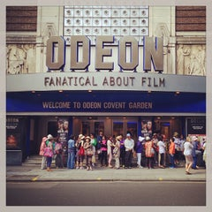 Photo taken at Odeon by Steve S. on 8/27/2013