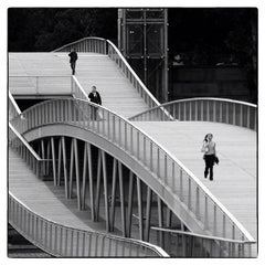 Photo taken at Parc de Bercy by Didier L. on 4/8/2013