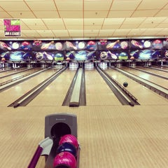 Photo taken at Bowler City Lanes by Gian B. on 12/26/2012