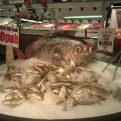 Photo taken at Wholey's Fish Market by frank j. on 9/25/2012