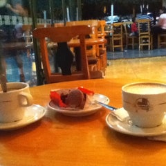 Photo taken at The Italian Coffee Company by Israel V. on 10/8/2012