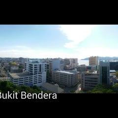 Photo taken at Bukit Bendera by Muhamad Lokman C. on 4/12/2014