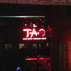 Photo taken at TAO Nightclub by Chris R. on 5/7/2013