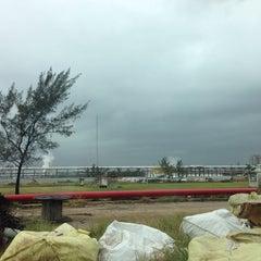 Photo taken at PEMEX Petroquímica Morelos by Jairo Q. on 4/16/2014