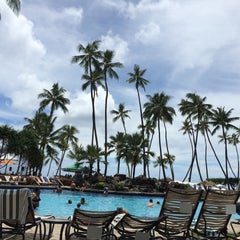 Photo taken at Super Pool and Keiki Pool (Children's Pool) by Bob S. on 8/15/2015