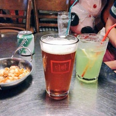 Photo taken at 더빠 The Bar by Ppangse K. on 6/28/2015