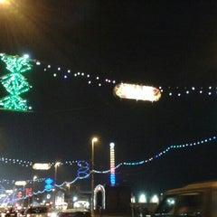 Photo taken at Blackpool Illuminations by Claudia O. on 10/28/2015