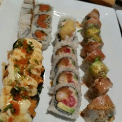 Photo taken at Sushi Katsu by Katya L. on 8/20/2015