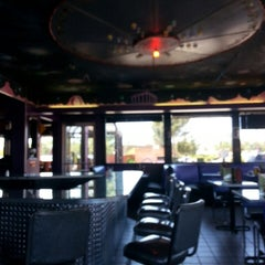 Photo taken at Red Planet Diner by Linden W. on 6/5/2014