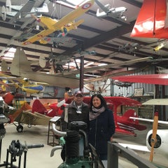Photo taken at Wings of History Museum by Rachel on 12/27/2015