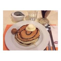 Photo taken at Pancake House by Chiara Q. on 4/13/2014