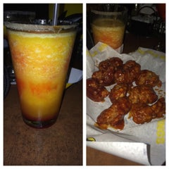 Photo taken at Buffalo Wild Wings Grill & Bar by Mary Rose J. on 8/14/2015