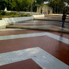 Photo taken at Tugu Proklamasi (Proclamation Monument) by Braman t. on 10/21/2012