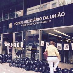 Photo taken at Tribunal Regional do Trabalho da 3ª Região by Lucinei P. on 6/29/2015