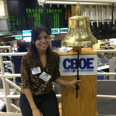 Photo taken at Chicago Board of Trade by Dul C. on 5/22/2015