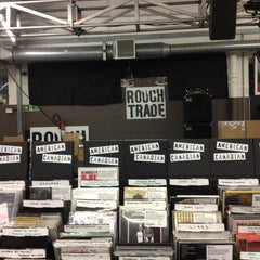Photo taken at Rough Trade East by Carolina R. on 6/20/2013
