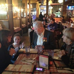 Photo taken at East Side Mario's by Gerry S. on 3/28/2013