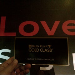 Photo taken at Gold Class Lounge @ VivoCity by Kelvin K. on 11/4/2013