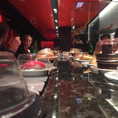 Photo taken at Zen Sushi by Alfonso F. on 11/23/2015