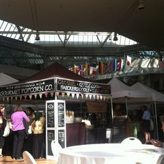 Photo taken at World Trade Center Farmers Market by Jeri B. on 9/27/2012
