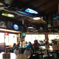Photo taken at Dockside Saloon & Restaurant by Jeri B. on 3/29/2013