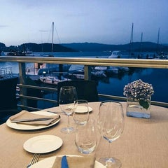 Photo taken at Mauro Restaurante by Yolanda F. on 7/25/2015