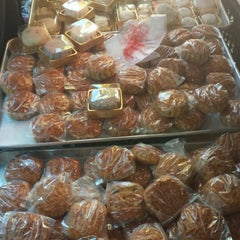 Photo taken at Double Crispy Bakery Inc by Jenn H. on 9/19/2013
