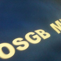 Photo taken at ASD OSGB MIC by Gianni S. on 11/3/2013