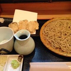 Photo taken at 手打蕎麦 松永 by Satoko K. on 1/19/2015
