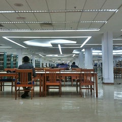Photo taken at IIUM Darul Hikmah Library by Rezano P.P. on 4/3/2013