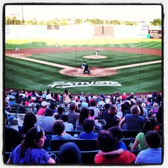 Photo taken at Somerset Patriots Baseball @ TD Bank Ballpark by Sparkee M. on 6/8/2013