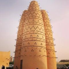 Photo taken at Katara Cultural & Heritage Village   كتارا by Wajeeha H. on 7/21/2013