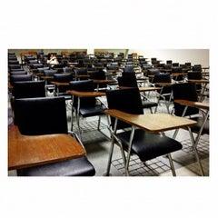 Photo taken at ศูนย์เรียนรวม 3 (Lecture Hall 3) by Thun Kewpling on 2/24/2012