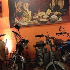 Photo taken at Zini Restaurante by Julia M. on 1/17/2013