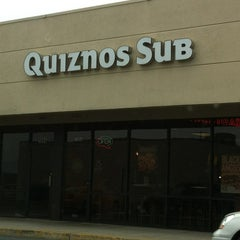 Photo taken at Quiznos by Jim on 5/21/2013
