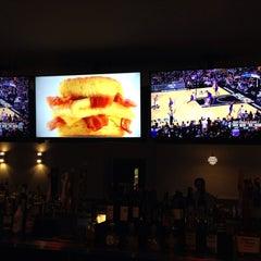 Photo taken at Hoffbrau Bar & Grill by Luke E. on 5/20/2014