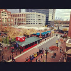 Photo taken at Atlantic Station by Fred N. on 11/11/2012