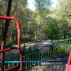 Photo taken at Колесо Огляду by Диана С. on 4/25/2014