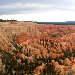 Photo taken at Bryce Canyon National Park by Philip B. on 7/29/2013