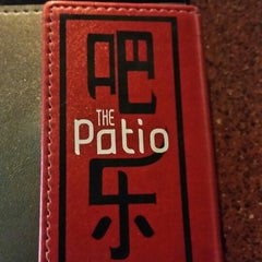 Photo taken at The Patio Bar & Lounge by Ping Y. on 1/6/2015
